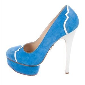 Charlotte Olympia size 8